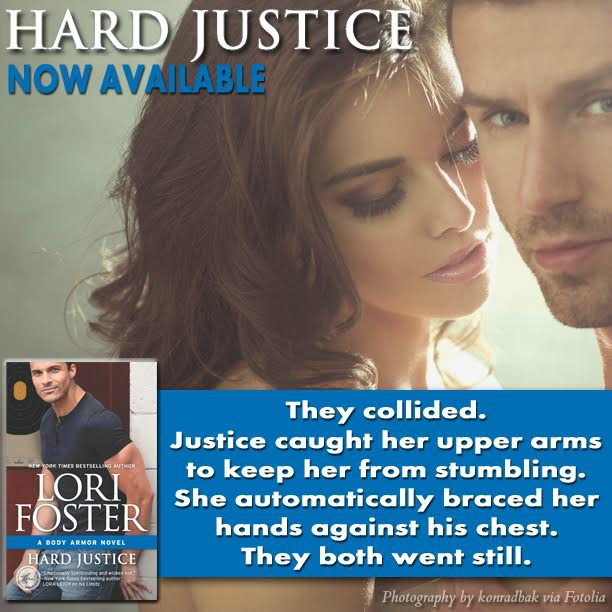 HARD JUSTICE - Now Available 2